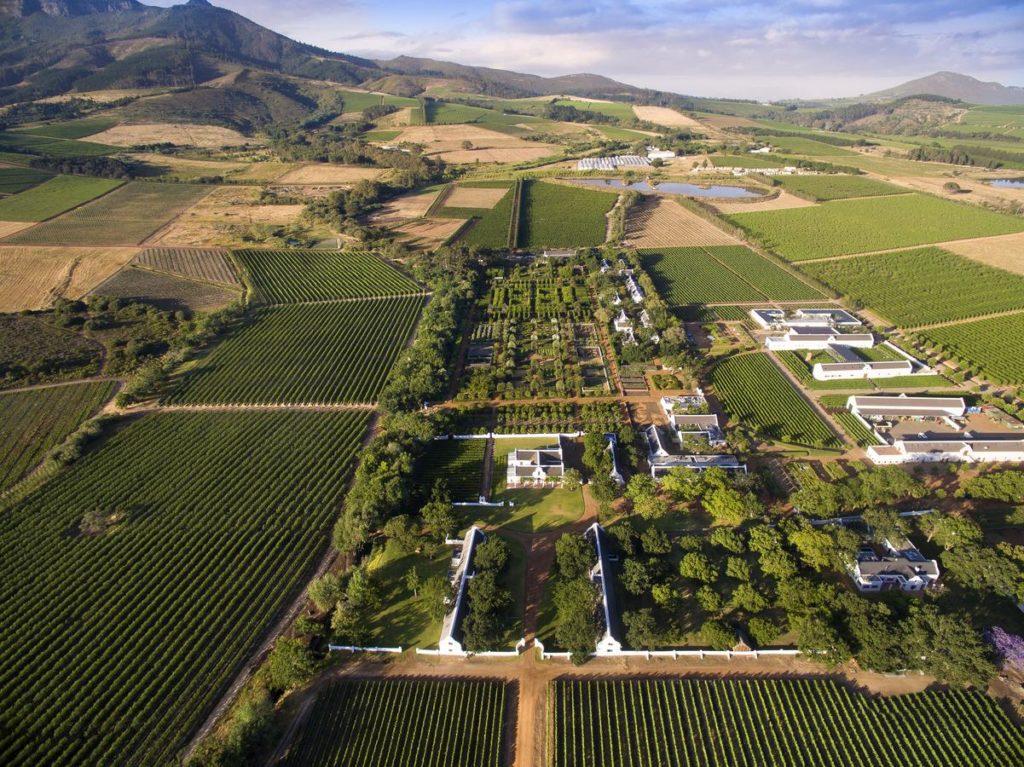 Babylonstoren : le meilleur hôtel de rêve sur la route des vins de Stellenbosch et de Franschhoek en Afrique du Sud