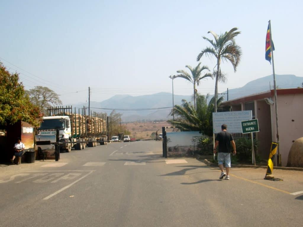 Road trip de Mlilwane wildlife sanctuary au Swaziland (Eswatini) jusqu'à St Lucia en Afrique du Sud
